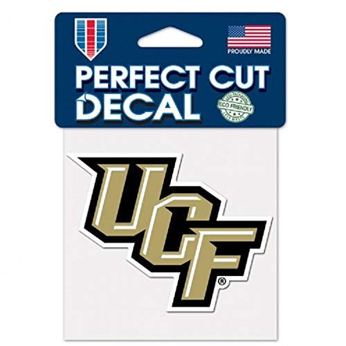 University of Central Florida Knights UCF NCAA 4x4 Die Cut Decals (Knights Ucf Decal)