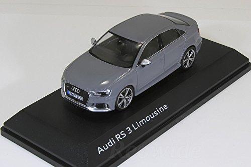 Audi RS 3Sedán, Nardo gris, 1: 43 Audi Sport 5011613131
