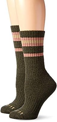 Carhartt Women's Thermal Heavy Duty Crew 2-Pair Socks