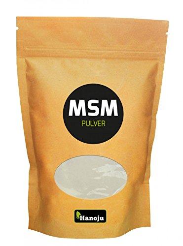 MSM Pulver im Paperbag, 500g