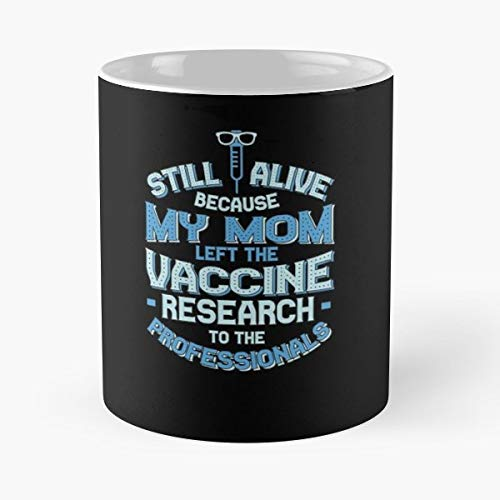 Pro Vaccine Vaccination Gifts For Nurse Gift Coffee/tea Ceramic Mug Father Day