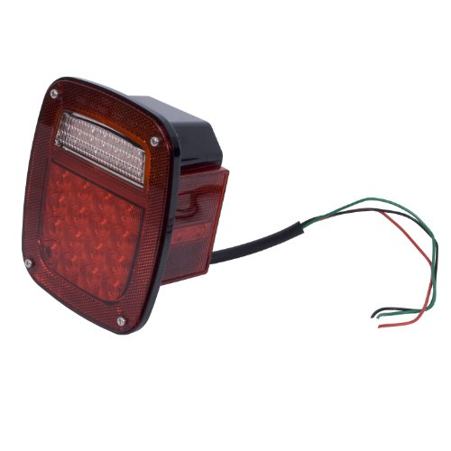 Rugged Ridge Led Tail Lights - 5