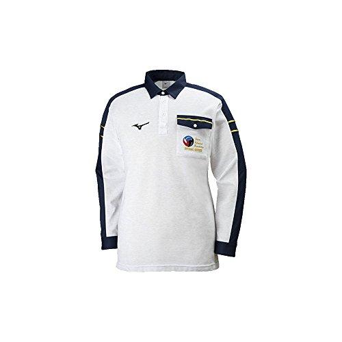미즈노 발리볼 웨어 레퍼리 셔츠 V2JC8061