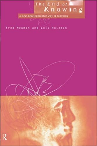 Book End Of Knowing (Organization and Networks; 4) by Fred Newman (1997-08-14)