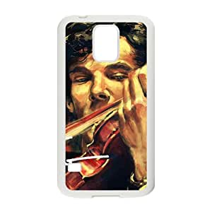LOVE-Store Sherlock Cell Phone Case for Samsung Galaxy S5