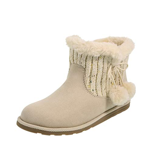 Airwalk Stone Women's Cozy Sylvie Sweater Boot 11 Regular (Airwalk Boots)