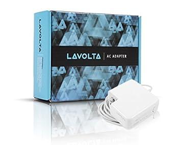60W Lavolta® Cargador Notebook CA Adaptador para Apple Macbook 13 ...