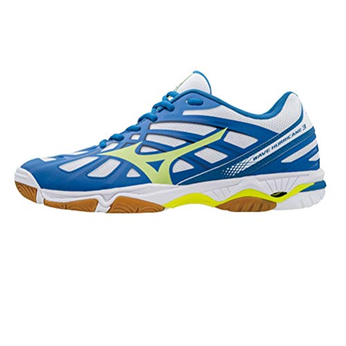 Hurricane peacoat Wave Dirblue syellow Homme De Volleyball Chaussures Mizuno Ov1pnTqw