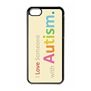 TYHde Run horse store - Just for You, I Love Someone With Autism picture for black plastic iphone 6 4.7 case ending