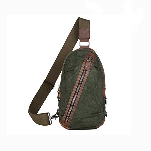 Celendi Sling Shoulder Backpacks Bags Crossbody Rope Triangle Pack Rucksack for Hiking (Ck Be Unisex Type)