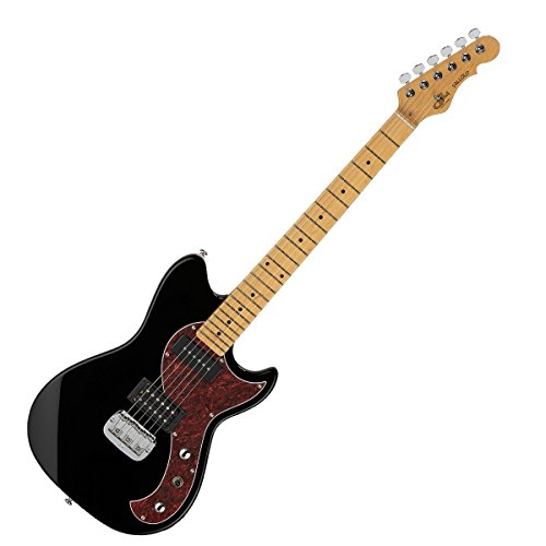 G&L Tribute Fallout Electric Guitar Gloss Black for sale  Delivered anywhere in USA