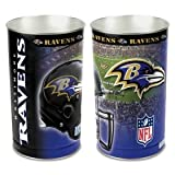 WinCraft Inc. Baltimore Ravens 15'' Waste Basket