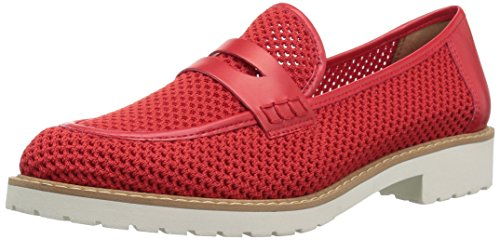Flat Celeste Sarto Women's Loafer Franco Red RqIxSE7a7