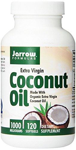 Jarrow Formulas Coconut Organic Softgels