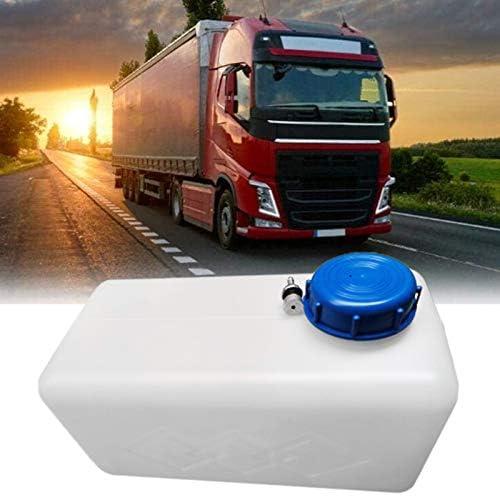 Senmubery 5.5L Fuel Tank Oil Gasoline Petrol Plastic Storage Canister Water Tank Boat Car Truck Parking Heater Accessories