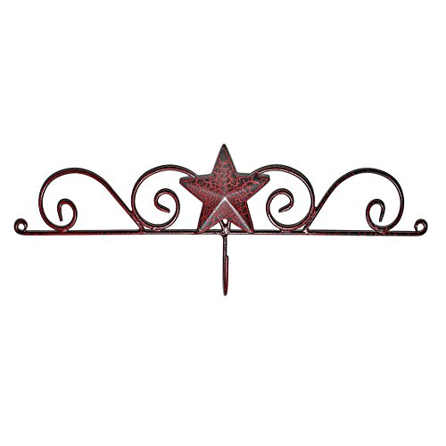Barn Star Scroll Calendar Hanger