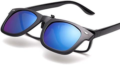 GGCCX Gafas De Sol Clip De Conducción Gafas De Sol Lentes ...