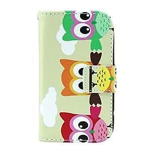 GX Teléfono Móvil Samsung - Carcasas de Cuerpo Completo - Gráfico - para Samsung Galaxy Young 2 G130 ( Multi-color , Cuero PU )