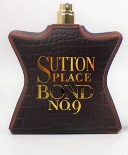 Tester BOND No.9 SUTTON PLACE.Eau de Parfum Unisex,3. Fl oz(100 m) NO CAP .NEVER USED.100% AUTHENTIC ()