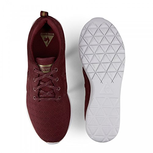 Rouge Chaussures Coq Le Dynacomf Nubuck Mesh Femme Sportif Tq1YTxgO