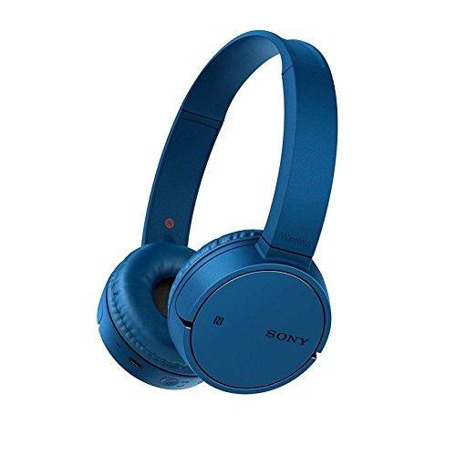 Sony mdr-zx220bt azul Bluetooth NFC auriculares mdrzx220bt: Amazon.es: Electrónica