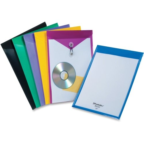 - Pendaflex ViewFront Poly Envelope - Letter - 8.50 Width x 11 Length Sheet Size - Poly - Includes 1 Envelope