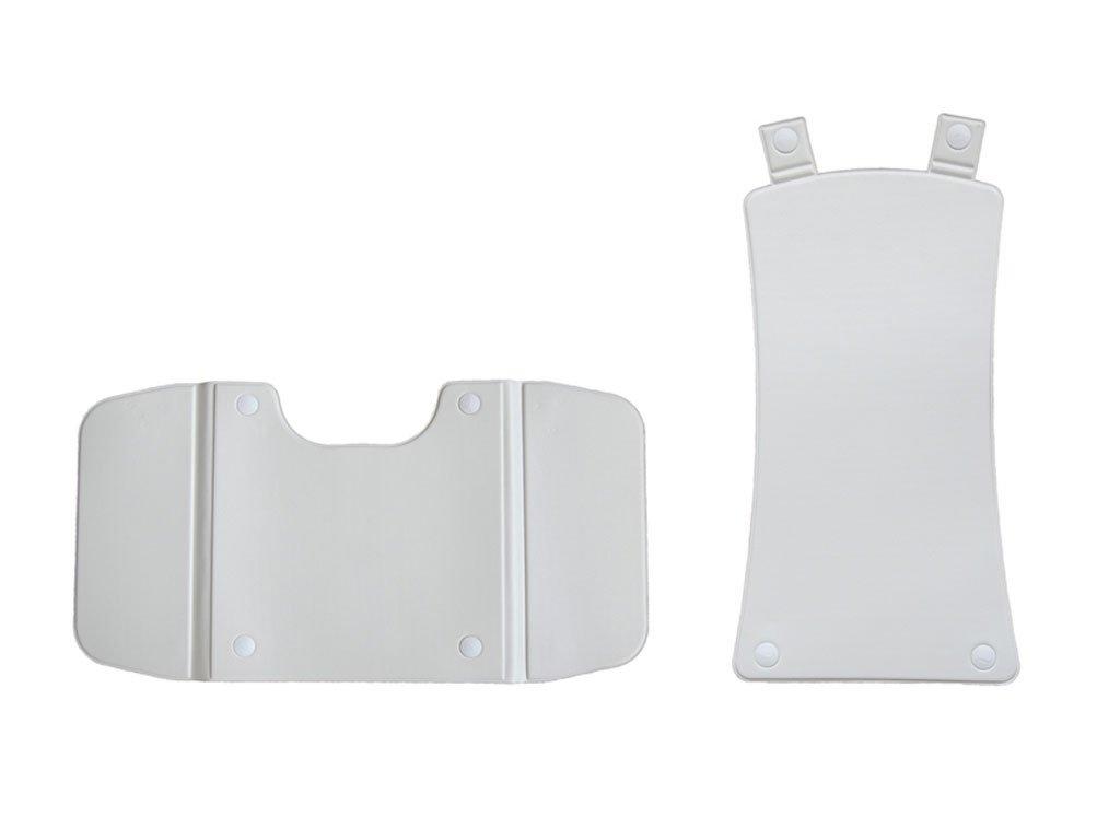 Drive Medical Bellavita Comfort Cover, White