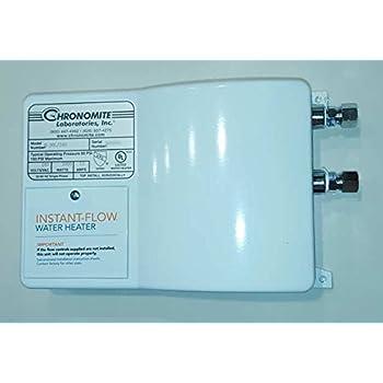 Chronomite S 30l 220 240v Instant Flow Sr Tankless Water