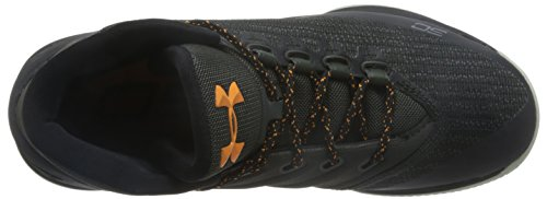 Under Armour Herren Curry 3 Basketballschuh Artillerie Grün / Schwarz