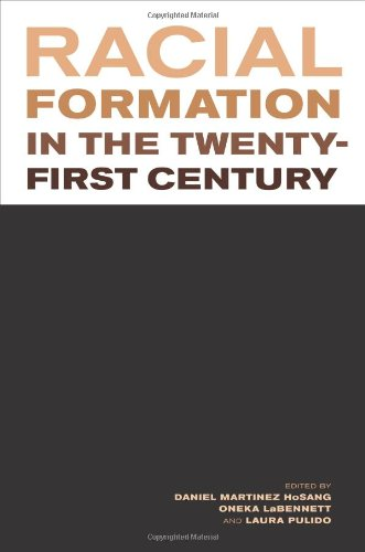 """racial formation in the united states In racial formation in the united states, when they declare that """"race has no fixed meaning,"""" they mean that this color line is always being redrawn, by different hands and differing hearts it is this possibility of racial transformation, not just racial formation, that makes omi and winant's theory powerful and."""