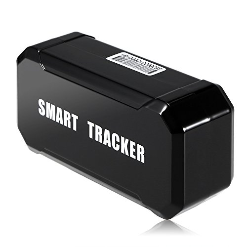 Lixada// Mini Portable USB Rechargeable Magnetic Vehicle GPS Tracker Wireless Outdoor Cycling Tracking System Real Time Locator Anti-Theft by Lixada/ (Image #4)