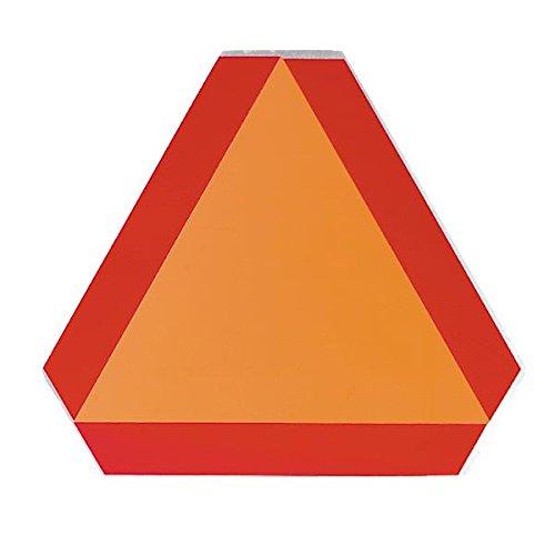 (Safety Vehicle Emblem S276.6 Smv ALM Slow Moving Vehicle Emblem)