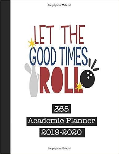 PDF Descargar 365 Academic Planner 2019-2020: Large Page Per