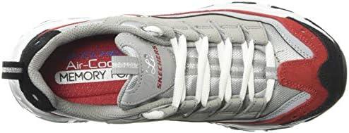Skechers Dlites Mujer Zapatillas Azul: Amazon.es: Zapatos y complementos