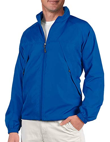 SCOTTeVEST Mens Pack Windbreaker Jacket - 19 Pockets - Spring Jackets for Men (COB L)