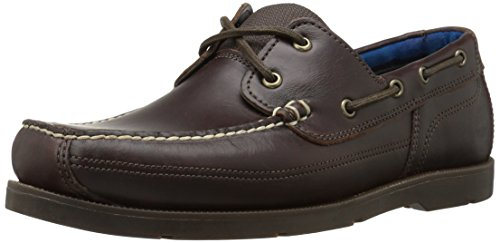 Timberland Men's Piper Cove Fg Boat, Brown Pull Up, 10 W US ()