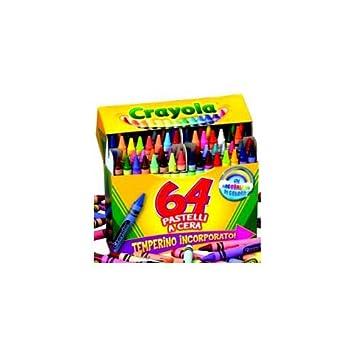 Crayola 0064 - 64 Ceras