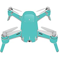 Skin For Yuneec Breeze 4K Drone – Solid Turquoise | MightySkins Protective, Durable, and Unique Vinyl Decal wrap cover | Easy To Apply, Remove, and Change Styles | Made in the USA