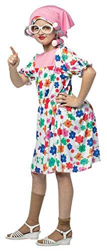 Rasta Imposta 9066-710 7-10 Granny (Grandma Halloween Costume)