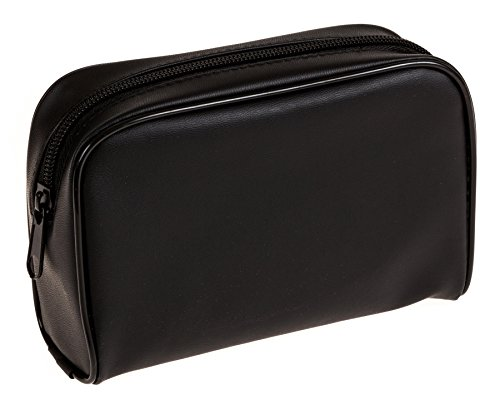 White Coat Monitor Adult Black Cuff Carrying Case