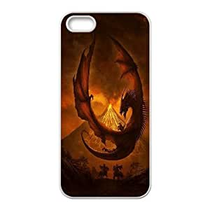Unique Phone Case Pattern 16Dragon Pattern- For Apple Iphone 5 5S Cases