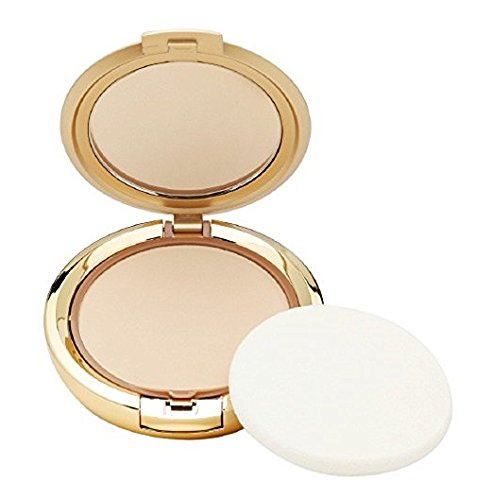(Milani Even-touch Powder Foundation, Shell, 3 Pack)