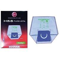 H68 4 HOOVER BOLSAS BOLSAS DE ASPIRADORA DIVA
