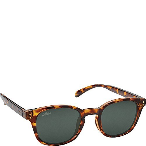 Copper Polarized Frame - Hobie Eyewear Wrights Sunglasses (Shiny Brown Tortoise Frame/Copper Polarized Pc