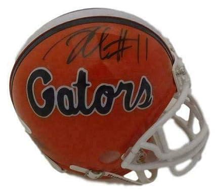 ff445d37c21 Jordan Reed Autographed/Signed Florida Gators Mini Helmet 14082 - JSA  Certified - Autographed College