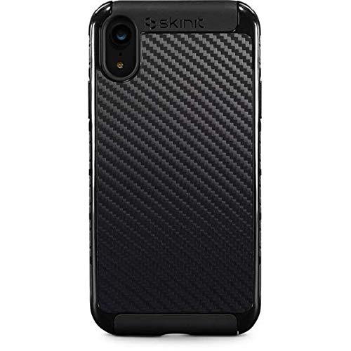 Carbon Fiber Iphone Case >> Amazon Com Carbon Fiber Iphone Xr Case Metallic Material Skinit