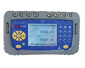 Palmer Wahl - C150 Portable Multifunction Calibrator with Memory, Pressure,High Accuracy and Dual input