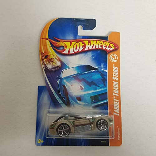 (Piledriver 2007 Hot Wheels Target Track Stars 1/64 Scale diecast car)