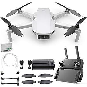 DJI Mavic Mini Portable Drone Quadcopter Starters Bundle – CP.MA.00000120.01