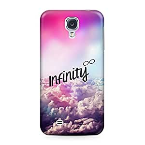 Infinity Tumblr Clouds Indie Hype Hipster Rad Boho Hard Plastic Snap-On Case For Samsung Galaxy S4
